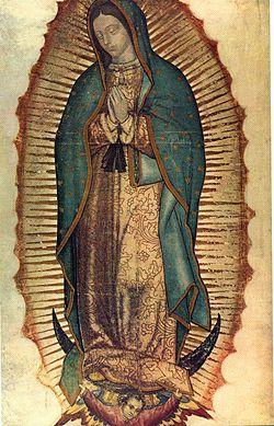 Образ Гвадалупської Діви Марії