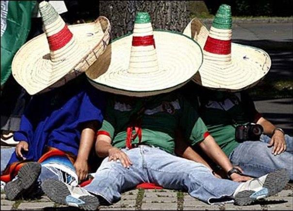 Цікаві факти - Мексика займає перше місце..