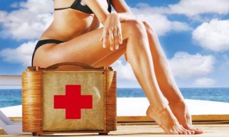 Аптечка туриста (ліки для подорожі)